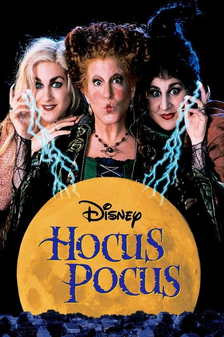 Hocus pocus kids halloween movie