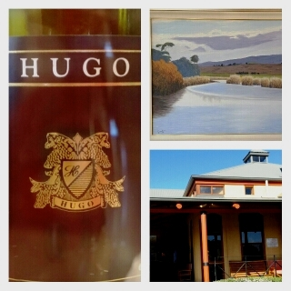 Hugos Winery David Dridan