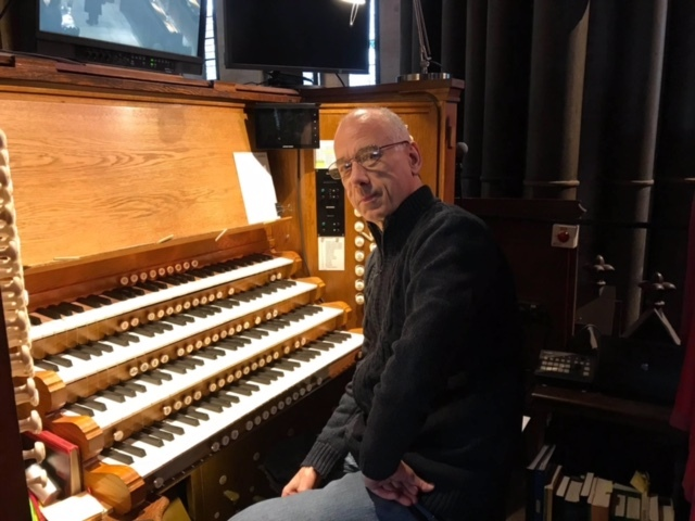 Renowned organist David Drury will be the guest at Pilgrim Uniting Church