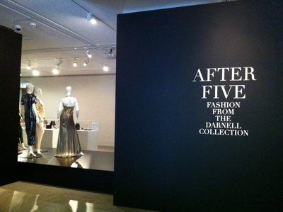 After Five: Fashion From The Darnell Collection at Hazelhurst Regional Gallery