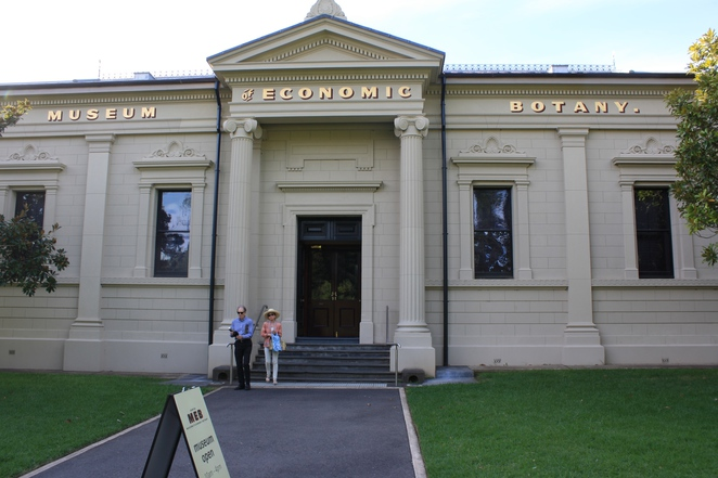 Santos Museum of Economic Botany.