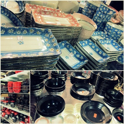 Japanese kitchenware, Shopping, Daiso Chatswood, Daiso Japan Sydney