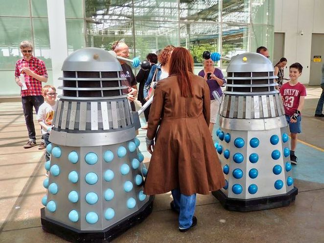 maker faire adelaide, maker faire, things to see and do, free things to do, fun things to do, fun for kids, activities for kids, family friendly, tonsley, daleks