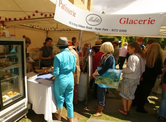 market, adelaide, wine, cheese, free, christmas, unley, south australian, park, stall