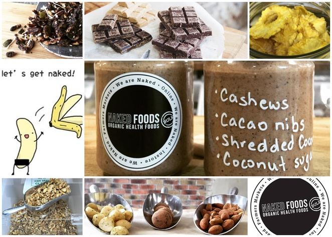 naked foods, organic, health food shops, braddon, lonsdale street, canberra, wholefoods,