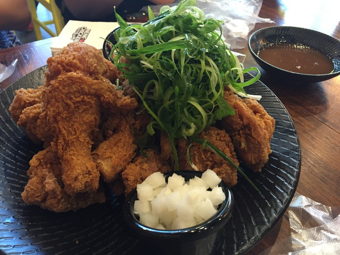 nene chicken, korean bbq, food, melbourne, korean food, fried chicken, fast food