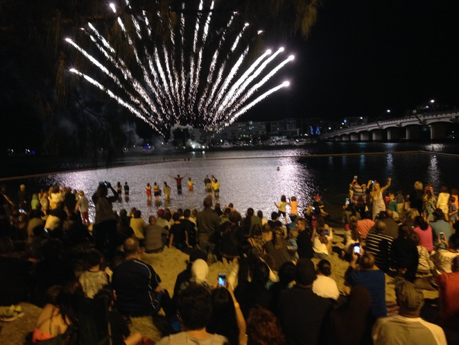 New Years Eve Fireworks 2015 Paradise Point