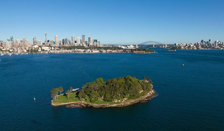 Clark Island Sydney Harbour National Park