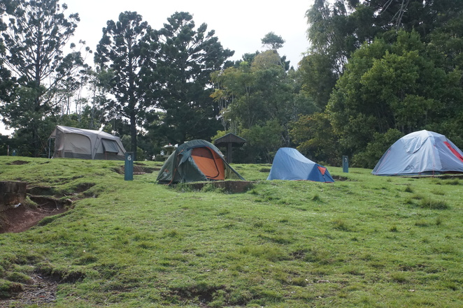 O'Reilly;s Camping Ground