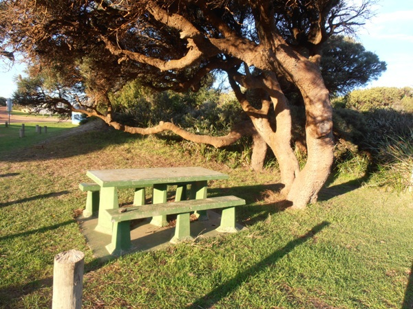 Windy Harbour boasts many beautiful secluded picnic spots.