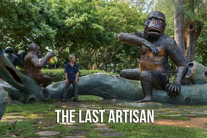 SGIFF 2018, Singapore International film festival, Asian film, Singapore film festival, SGIFF, Tiger Balm, Haw Par Villa, The Last Artisan