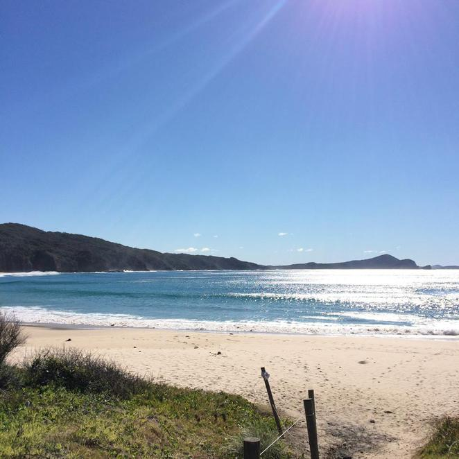 seal rocks, beach, myall lakes, national park, nsw, outdoors, nature, leisure, camping, holiday, budget