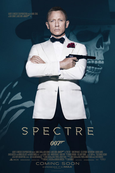 spectre, spectre film review, james bond