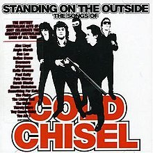 standing on the outisde, cold chisel, various artists, cover, album