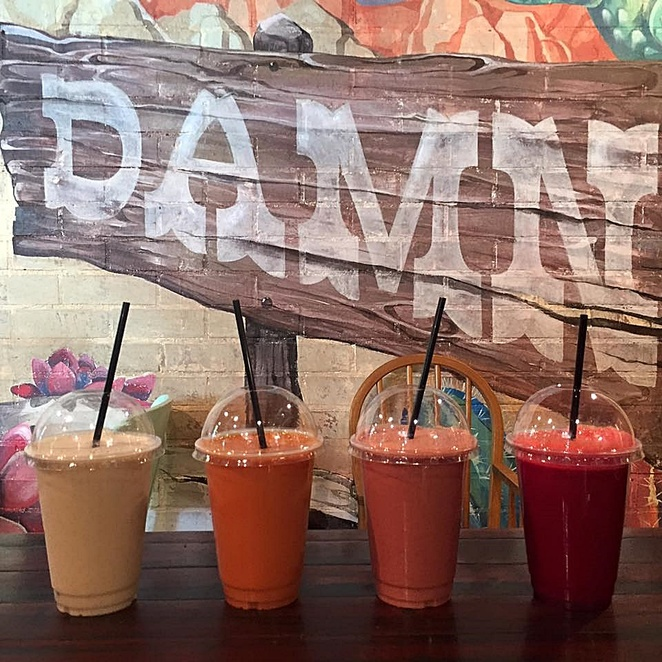 sweet bones, canberra, ACT, juices, smoothis, canberra, lonsdale street, braddon,