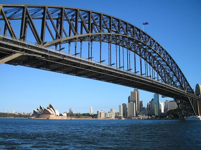 Sydney Harbour Bridge and Opera House, 24 Hours in Sydney, 24 hour Tour