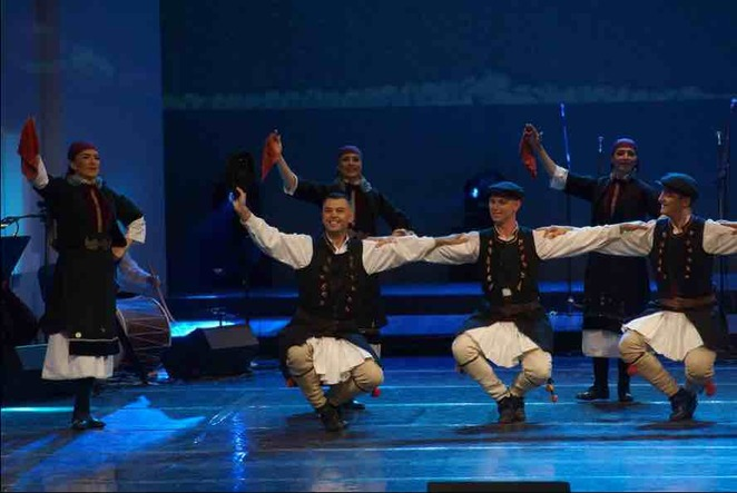 tanec melbourne Macedonian folklore