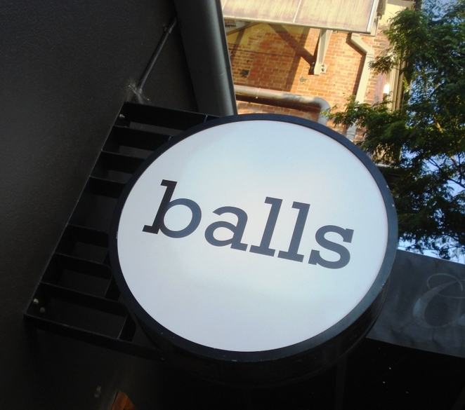 balls restaurant,the meatball company, fox hotel, places to eat near southbank