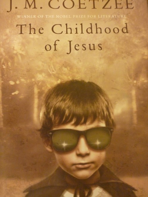 the childhood of jesus coetzee cover novel literature book review
