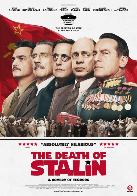 The Death of Stalin, The Death of Stalin film, The Death of Stalin movie, The Death of Stalin film review, The Death of Stalin movie review, movie reviews, film reviews, new releases