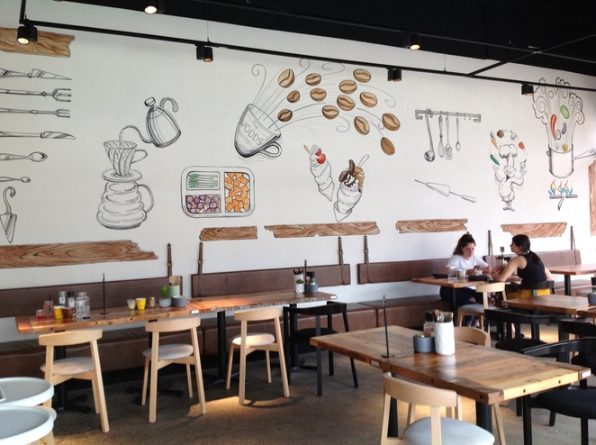 The Woods Pantry, Villawood