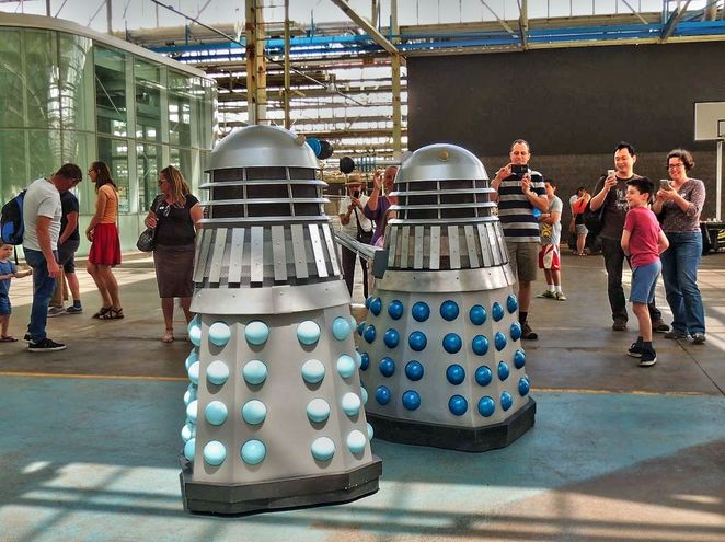 Things to Do in Adelaide, fun, things to do, Adelaide, kids, children, school holidays, heritage, festival, dalek