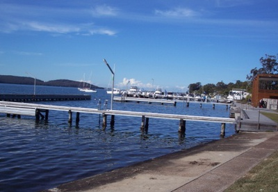 Toronto Jetty, Lake Macquarie