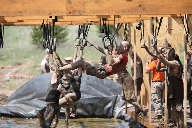 tough, mudder, challenge, obstacle, race