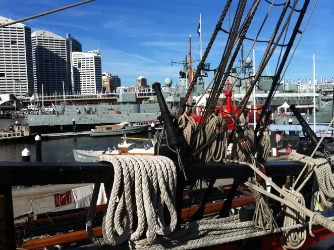 Voyage to the Deep, Australian National Maritime Museum, School Holidays