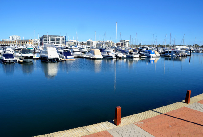 Western Australia Perth Mandurah Seaside Holiday Hotspot
