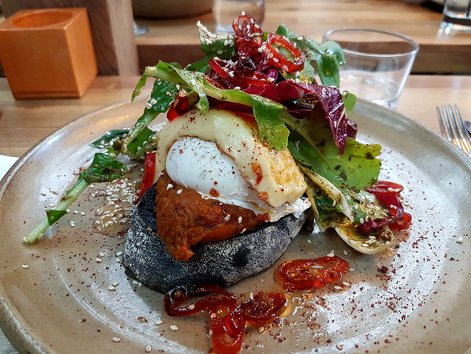 Whistle and Flute Dog Friendly Cafe Gastropub Lunch Brunch Dinner Delicious Fresh Ingredients Organic Produce superfood kale fresh adelaide greenery