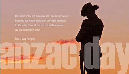 ANZAC Day Services, Geelong
