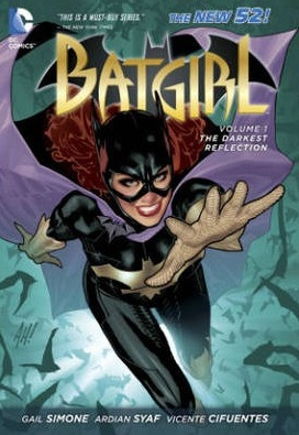 Batgirl, comics, the new 52, Batman, Gotham, Batgirl Darkest Reflection