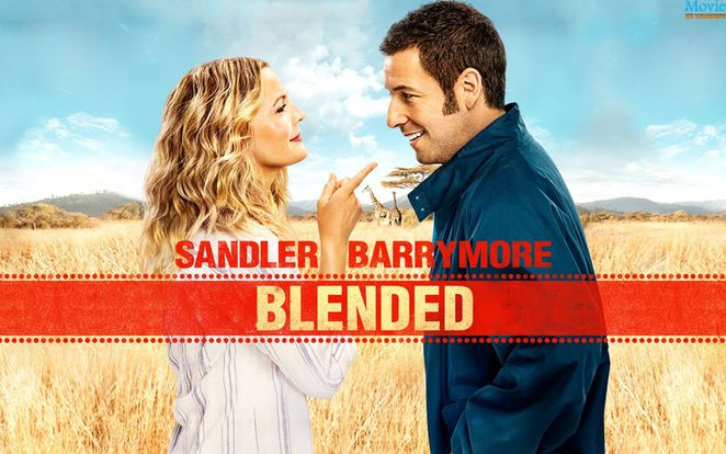 blended, blended movie, film review, adam sandler, drew barrymore
