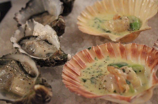 box on collins, seafood restaurant review, melbourne seafood