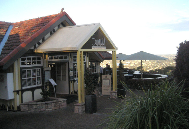 The Summit Restaurant at Mt Coot-tha
