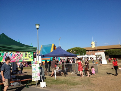 Brisbane Oktoberfest, Family Fun Day