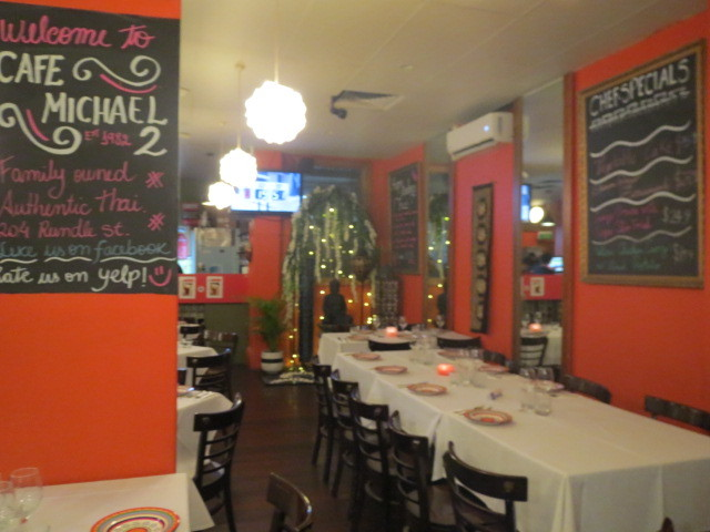 Cafe Michael 2, Adelaide