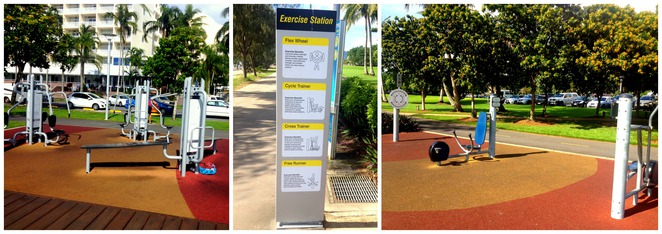 cairns esplanade fitness