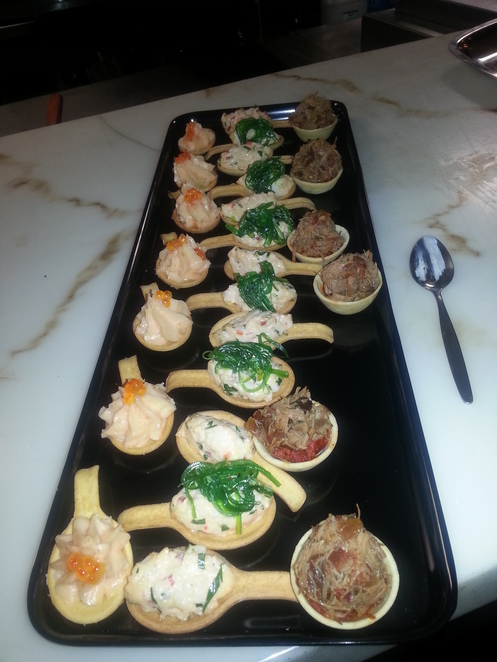 CAnapes, 35 Bar and Bistro, Peel Street, South Brisbane
