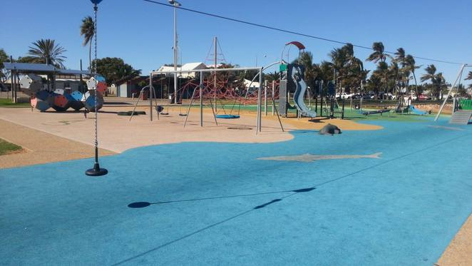 Carnarvon, playground, gascoyne, kids play, best playgrounds, western australia