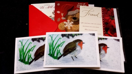 how to save money sending christmas cards presents overseas perth