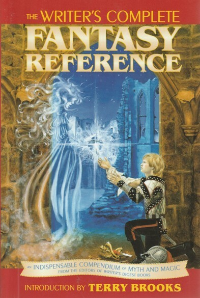 complete fantasy reference, writing, book