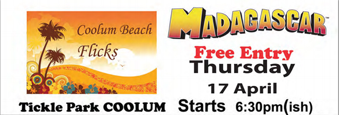 coolum, holiday fun, what's on, easter 2014