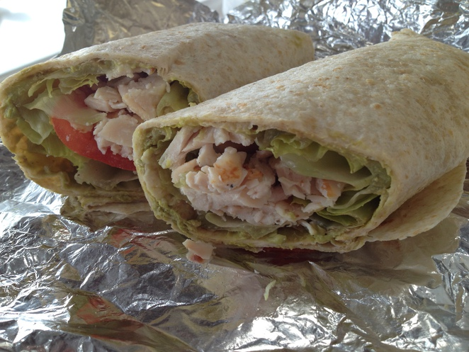 costco cafe, wrap, cheap food
