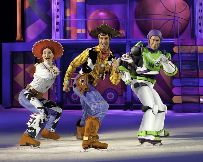 Disney On Ice Treasure Trove Newcastle