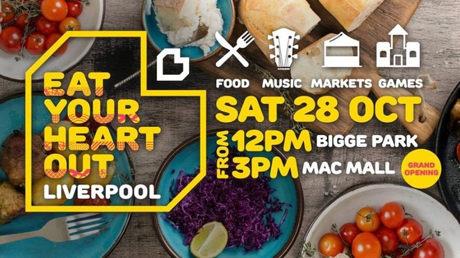 Eat Your Heart Out Liverpool Festival