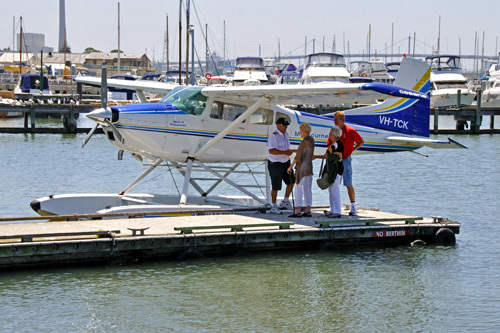 Fly Flight Flying Aeroplane Seaplane Williamstown Melbourne