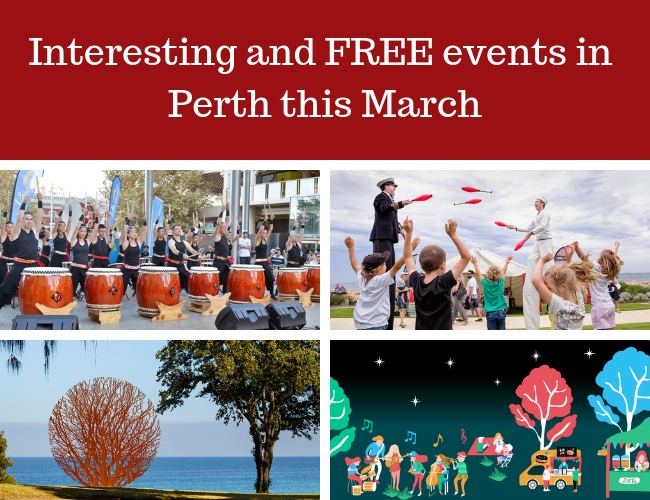 Free Perth events