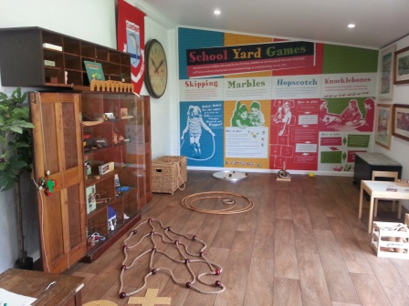 Freshwater Bay Museum, Claremont, local history, School Days exhibition
